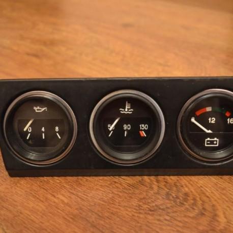 Set of vintage gauges + sensors   E28 Goodies