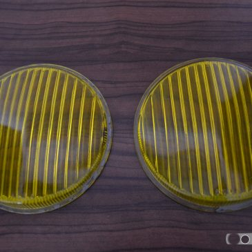 Highbeam yellow lenses (french style).