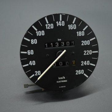 Euro speedometer.