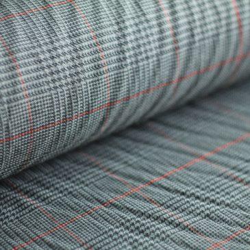 Interior upholstery fabric #tartan