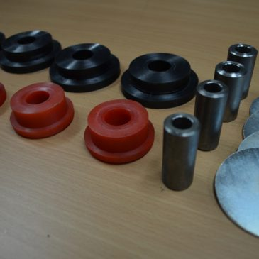 Front thrust arm polyurethane bushings