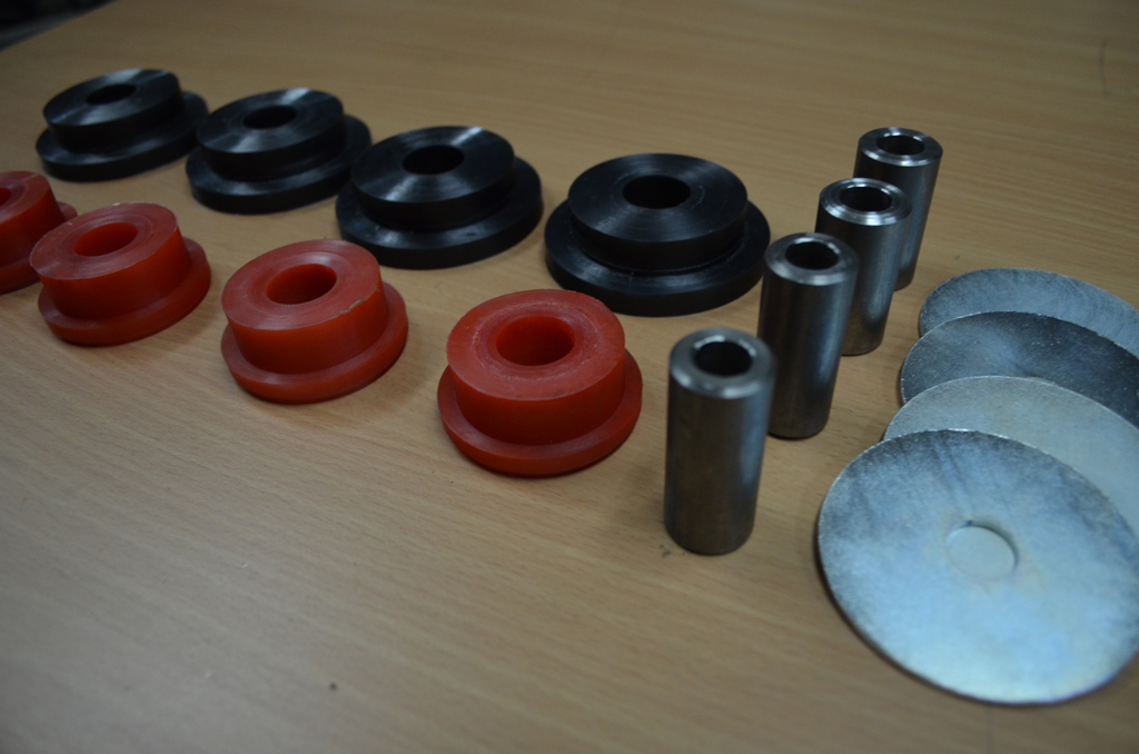 Front thrust arm polyurethane bushings