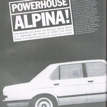 Powerhoue Alpina!