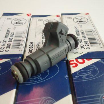 Bosch 0 280 156 063 ~  346.8 cc/min fuel injectors   –  set of six