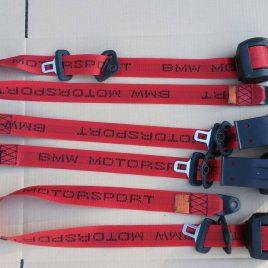 "Red Belts ""20 Jahre Motorsport Edition"""