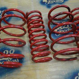 Lowering springs (60/40) made by FK Germany