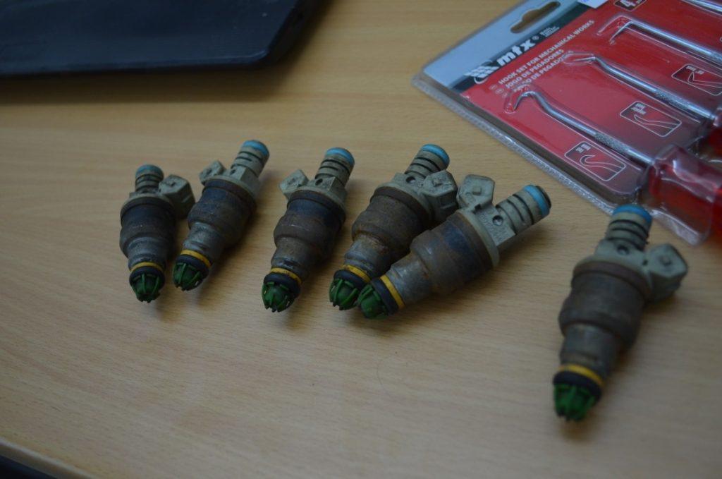 The e28goodies fuel injectors service, testing & refurbishment - E28 Goodies