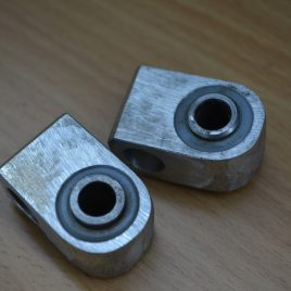 Polyamide shifter bushing kit. [Old style]