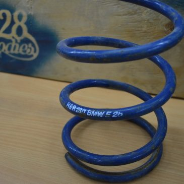 Used H&R front lowering springs (-60mm)