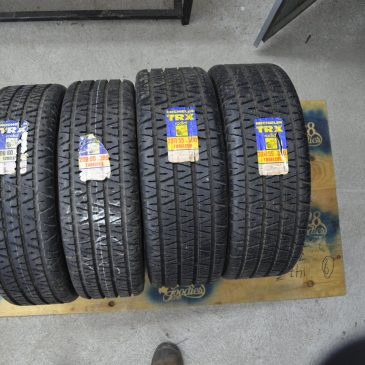 Brand new Michelin TRX [Set of 4]