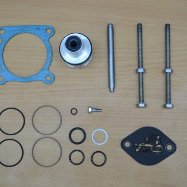 """The everything"" Hydrobooster complete rebuild kit."