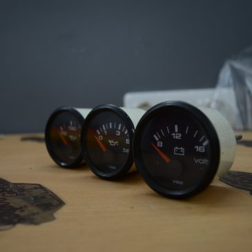 Genuine VDO gauges