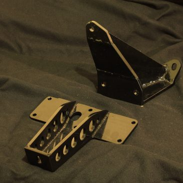 Engine supports for M30/S38/ Late block in your e28 chassis.