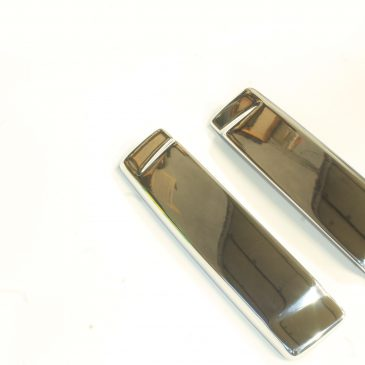 BMW e30 polished exterior door handles
