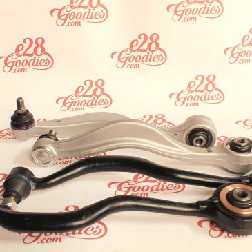 Set of ball joint control arms