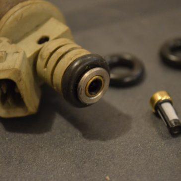Fuel injector repair kit (Set of 6)