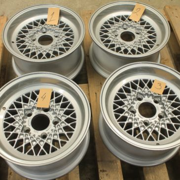 A set of gorgeous refreshed BBS R14x7j et11 #freeshipping*