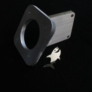 М30 Throttle body swap/blanking plate kit