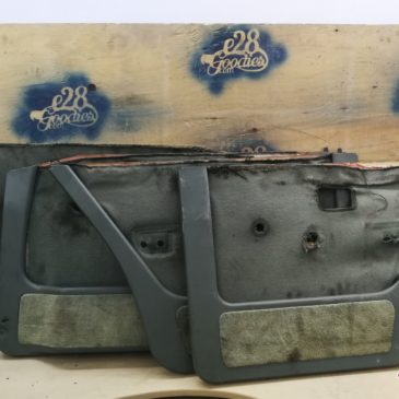 Late style 535i cardboards (set 2)