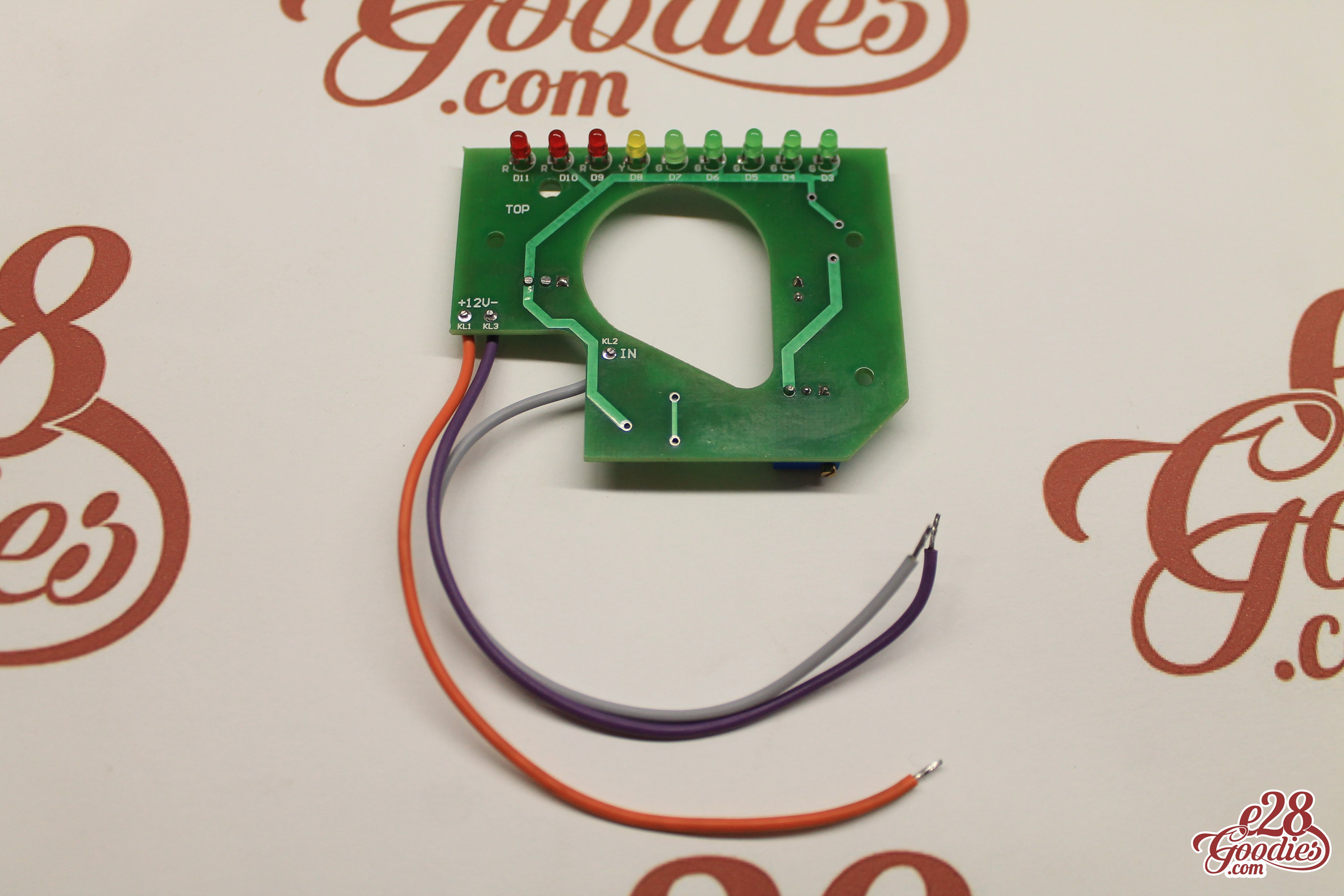 Service indicator -> Shift light conversion board!   -=Free Shipping=-