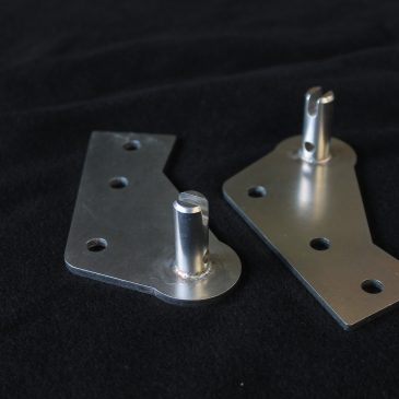 Set of e34 armrest adapters for e28 comfort seats