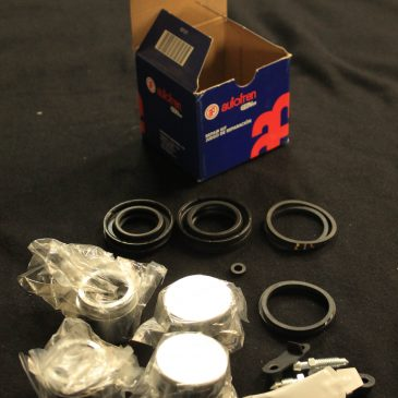 e38 four pot brembo caliper overhaul kit