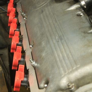 Coilpack rail for M30 engines- stainless
